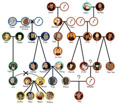 (possible) family tree. Although i don't believe that Iroh Jr. is related to Bumi. And Zuko and Mai married and had a daughter who is Iroh Jr's mother. And they forgot Sue, Lin's half-sister (from another father) Avatar Airbender, Avatar Aang, Team Avatar, Iroh, Avatar Family Tree, Family Trees, Sneak Attack, Fire Nation