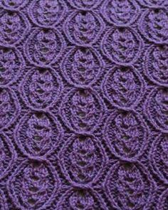 Kari Baby Blanket - Knitting Patterns by Triona Murphy
