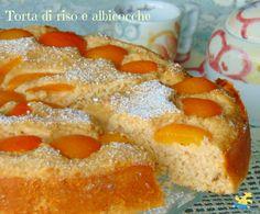 Torta+di+riso+e+albicocche
