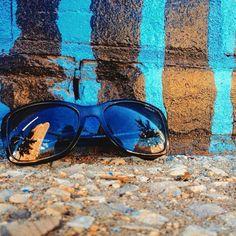 A perfect reflection | #vogueeyewear #stylemiles #fashion #beauty #sunglasses #lifestyle