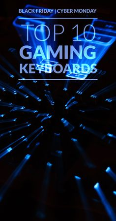 Oh yea. Programmable backlit keys, faster response, easy access media keys, more. The internet's top 10 gaming keyboards www.comparaboo.com | @comparaboo