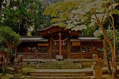 This is main hall of the Shuchi jinja in Ten'no, Kyotanabe-City, Kyoto.