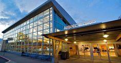Como ir do aeroporto até o centro turístico de Victoria #viagem #canada #viajar
