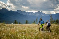 I like to do my engagement sessions around something fun, so we went mountain biking in Montane in Fernie BC. Lifestyle Photography, Wedding Photography, Mountain Biking, Like Me, Engagement Session, Mountain Weddings, Bride, Fun, Travel
