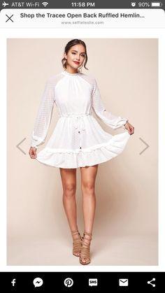 da563b8e2c Yara Floral Embellished Fit and Flare Dress White