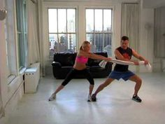 Couples workout for Valentine's Day <3