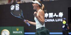 China Open Maria Sharapova says clash with World No 2 Simona Halep will help gauge progress since comeback - Firstpost #757Live