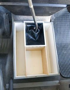 Westfalia Console Box