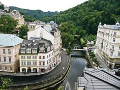 Karlovy Vary en imágenes - http://diarioviajero.es/galerias/karlovy-vary-imagenes/ #Galerias