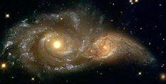 Black holes colliding!!!