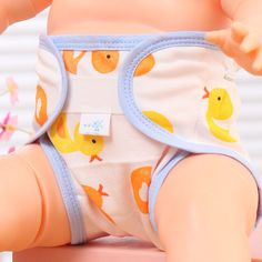 1 pic baby diapers cloth diapers pants Spring and summer children pajamas newborn all for babies reusable nappies for baby TNB8