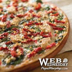 Check out this awesome deal at Papa Murphy's! Get 50% Off all online orders today only! Use promo code WED50! Don't wait! Take advantage of this deal now! Score a cheap lunch or dinner for the family!