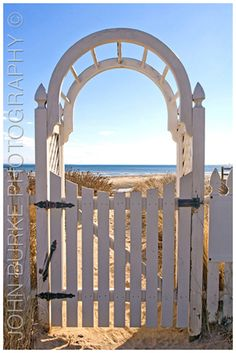 Gate with trellis