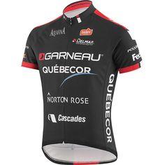 Camisa Louis Garneau Equipe Replica