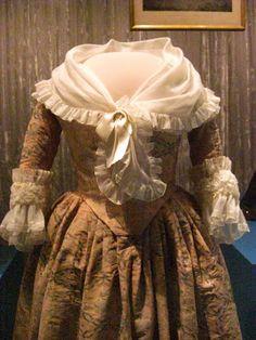Martha Washington Inaugural Gown