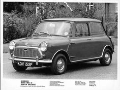 Morris Mini MKII