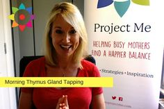 Morning Energy Booster: Thymus Tapping