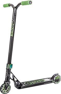 Grit Fluxx Scooter Black/Black/Green