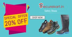 A steel toe shoes (also known as a safety shoes ,steel capped shoes or safety shoes) is a durable boot or shoes that has protective reinforcement in the toe.Securekart India's best shoes store for safety shoes or boots online in India provides a wide range of safety shoes or boots in various brands like karam safety shoes or bata industrials shoes or boot for men & women. Find safety shoes price list, dealers, ratings & more.