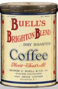 Buell's Brighton Blend Dry Roasted Coffee