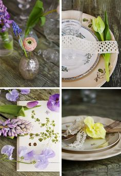 79 Ideas: table decoration - image via expressen
