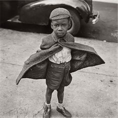 """Juxtapoz Magazine - Jerome Liebling's """"Brooklyn and Other Boroughs, 1946 – 1996"""""""