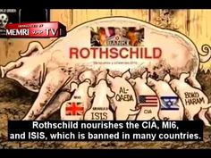 Russian TV Exposes the Rothschilds, Begins to Educate its Citizens about Their Global Power