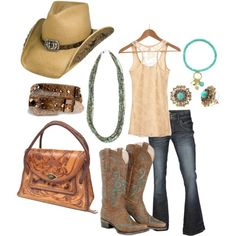 cowgirl it up