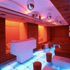 Top 5 Night Clubs In Vienna