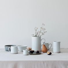 Simple and contemporary forms meet with everyday use and functions
