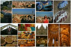 What to see if you only have 2 days in Barcelona! We also share where to stay and where you can find some good tapas!