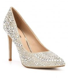 Sparkly Shoes For Wedding