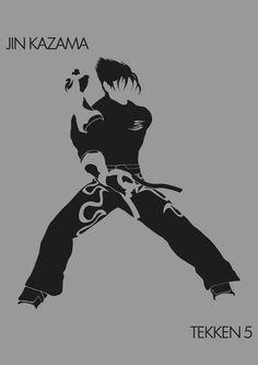 Jin Kazama - Tekken 5 by Marco