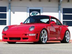 RUF Porsche 993 Turbo