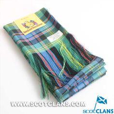 Clan Watson Tartan S