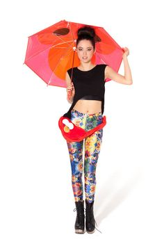 Yip Yip Yip, The Count, and More 'Sesame Street' Leggings by Black Milk Clothing