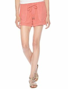 Rayon Voile Shorts