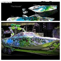 Boat Wraps Boat Wraps By Wakegraphics Com Pinterest