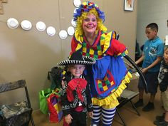 Arizona Clowns was created in 1996 a mother-daughter team that has been bringing fun to Arizona events and parties for over 20 years. Hire a clown today! Clowns, Dancers, Special Events, Harajuku, Balloons, Daughter, Party, Cute, Fashion