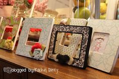 cute picture frames