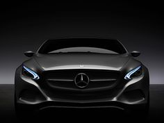 Mercedes-Benz F800 – Vision of Luxury Car of the Future from Mercedes