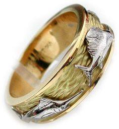 nauticalmarinejewelry.com fish jewelry