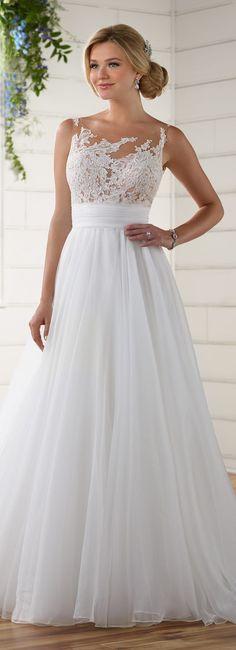 Essense of Australia Spring 2017 Bridal Collection #bridesmaiddresses
