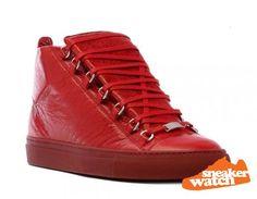 bc1c24b9cdd1 Upcoming Release Balanciaga Suede and premium leather Balenciaga Arena  Sneakers