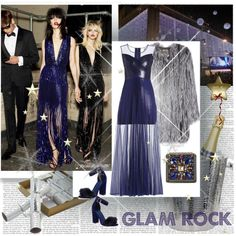 Glam Rock for the New Years Eve