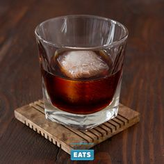 If you're into bitter drinks, this recipe is for you. Foregoing a base spirit, this cocktail blends vegetal Cynar with Punt e Mes, a fantastically bitter Italian vermouth. Adding a pinch of salt to the top of the drink slightly tempers the bitterness, letting the sweetness of the Punt e Mes come through.