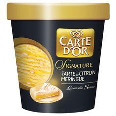 Carte D'Or Tarte au Citron Meringue
