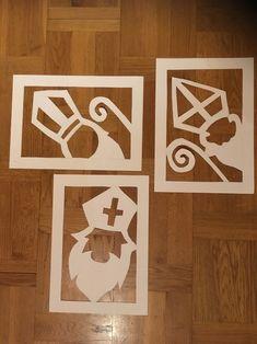 Art For Kids, Crafts For Kids, Arts And Crafts, Switzerland Christmas, Saint Nicholas, Preschool Art, Christmas Art, Paper Design, Decoupage