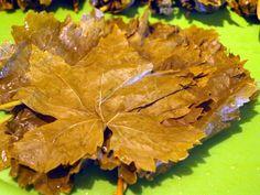 Ako spracovať listy viniča - Recept Fruit, Food, Essen, Yemek, Meals