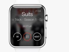 Apple Watch Netflix